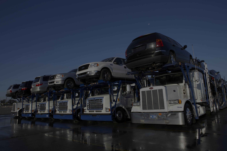 американская автотранспортная компания